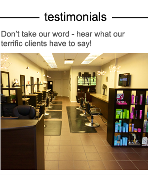 Hear what people are saying about Jennifer's Hair Boutique!
